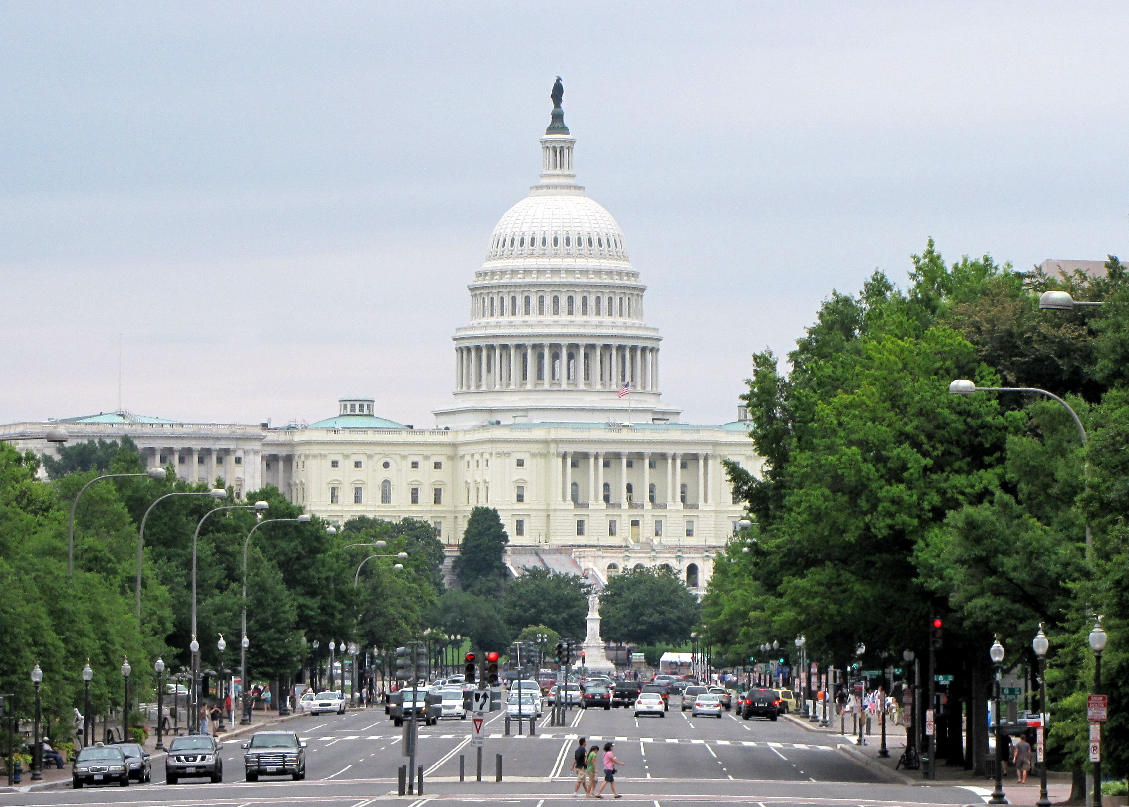 Capitol Building Street View