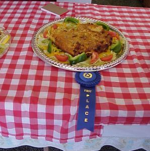 blue ribbon winner cornbread